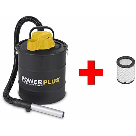 Set Aspirador de cenizas + Filtro para aspirador cenizas filtro aluminio Boquilla 1200 W