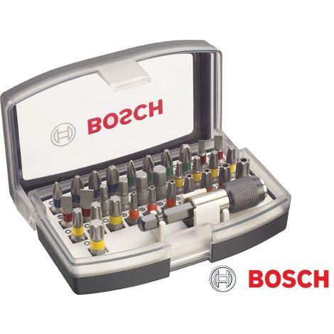 Set atornillar Bosch profesinal 32 piezas