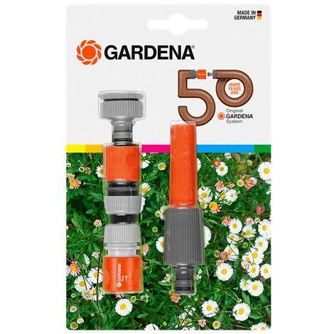 Set basico riego 50 aniversario Gardena 18293-34