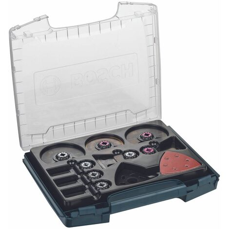 Bosch 2608662013 I-Boxx pro-set avec accessoires OMT - 34pcs