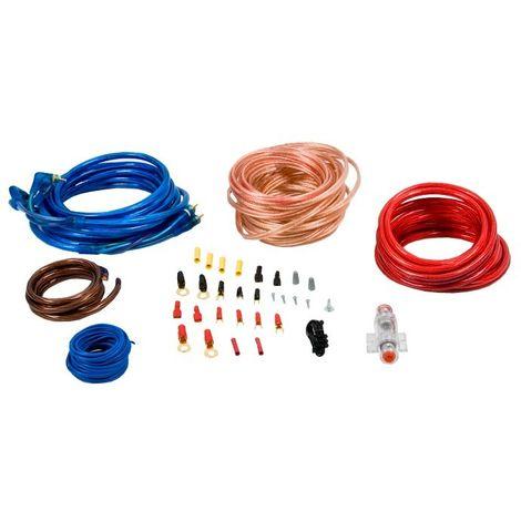 Set câbles complètes voiture pour étages de sortie la puissance 4 voies 7-1310