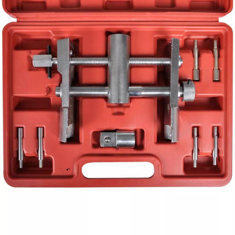 Set di chiave per filtro oli,23 pezzi in alluminio/ Tappo di rimozione del filtro dellolio Chiave inglese/ Kit di strumenti di rimozione professionale