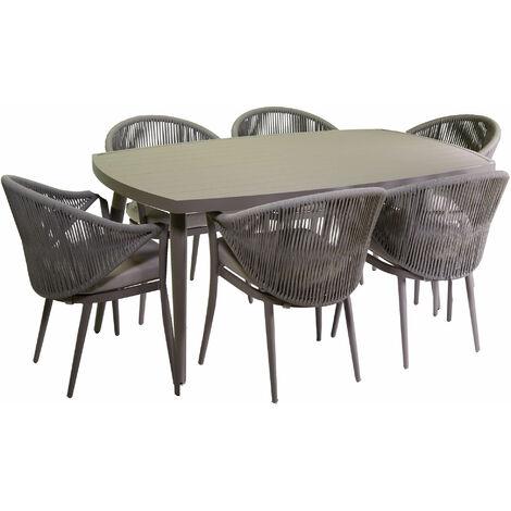 Set Tavolo Sedie Alluminio Al Miglior Prezzo