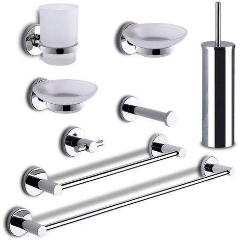 Ensemble d'accessoires de bain