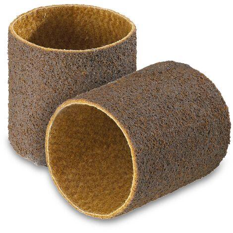 Set de 12 cintas abrasivas - Granulación 180