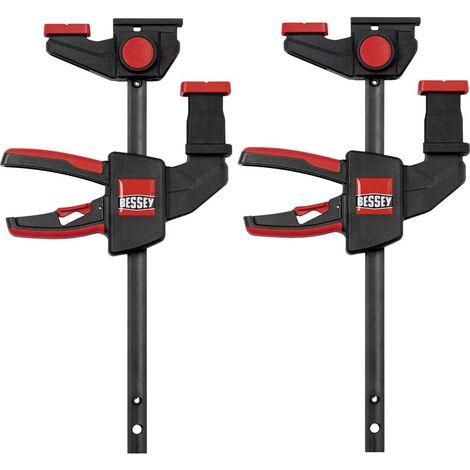 SET de 2 pinces de table à une main EZR15-6 Bessey EZR15-6SET Mesures dempattement:60 mm 2 pc(s)