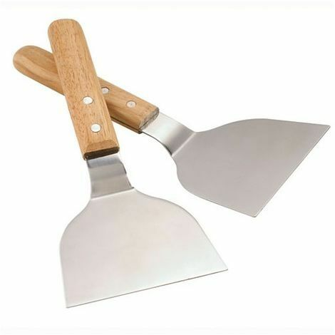 Set de 2 spatules pour plancha Cook'in Garden