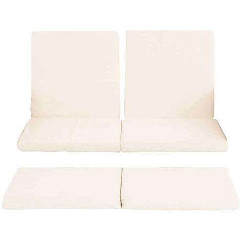 Coussin blanc à prix mini