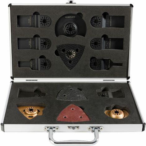 Set de 34 accessoires pour l'outil multifonctions