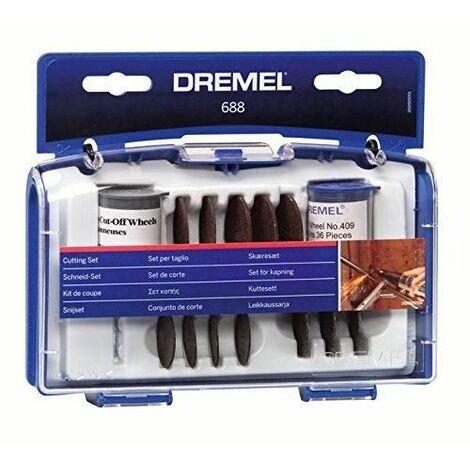 Set de 69 accesorios de corte Dremel
