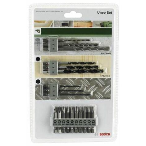 Set de accesorios para Bosch Uneo: 19 unidades