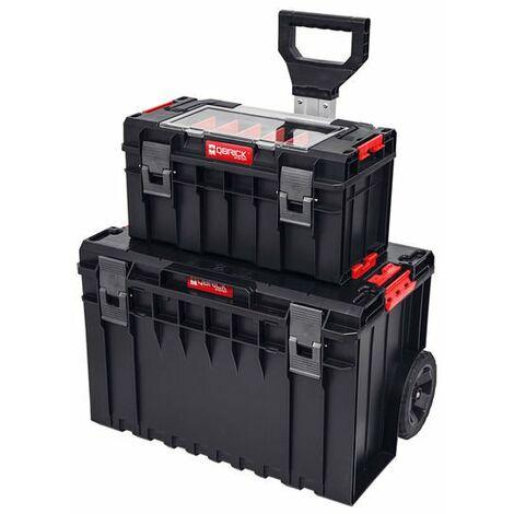 Set de cajas Qbrick System PRO 500 EXPERT + ONE CART