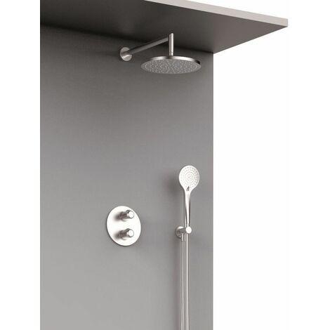 Set de douche encastré thermostatique E-plus