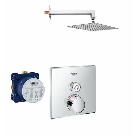 Set de douche encastrée SmartControl