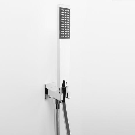 Set de douche mural Ares avec douchette modèle « KIM » (code 74208)
