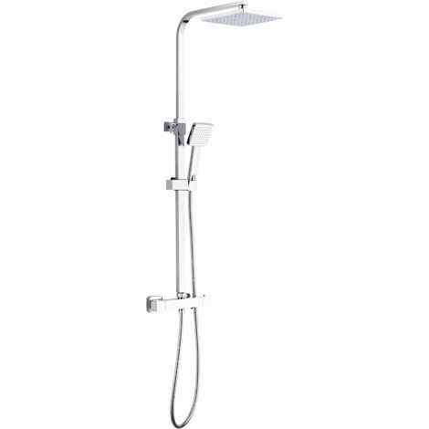 Set de ducha RY-S018 Top Senior con grifo termostático (extensible )