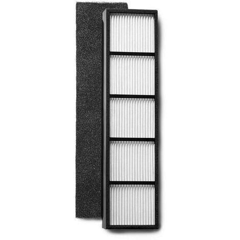 Set de filtros para purificador de aire con ionizador Clean Air Optima CA-508 (HEPA, prefiltro de carbón)
