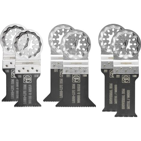 Set de lames de scie E-Cut X715471