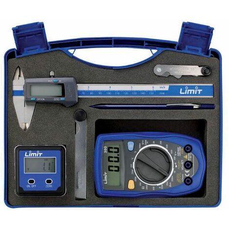 Set de mesure 6 pièces Limit LMSET06