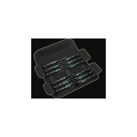 WERA 05073675001 12 pièces Kraftform Micro Tournevis Set 12 SB