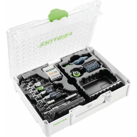 Set de montaje SYS3 M 89 ORG CE-SORT Festool