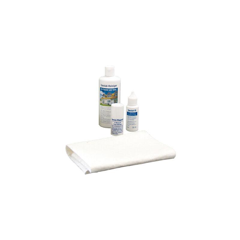 Set de nettoyage et entretien pvc - WEISS