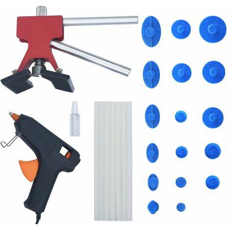 Set de reparación de abolladuras sin pintura 26 piezas