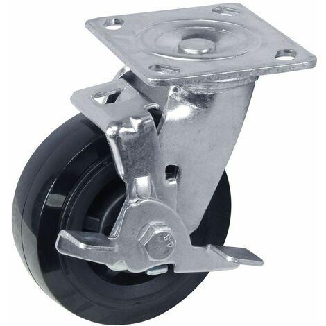 Set de roues pour coffre de chantier MW-Tools MWB4WS