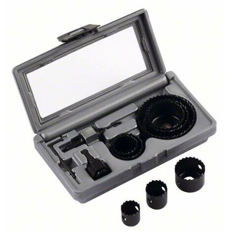 """main image of """"Set de scies-cloches, 11 pièces, diamètre : 22 - 68 mm Bosch Accessories Promoline 2607019450 1 set"""""""