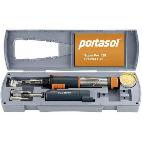 Set de soudage au gaz Portasol SuperPro Set 646822 625 °C 90 min avec allumeur piézo 5 pc(s)