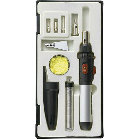Set de soudage au gaz TOOLCRAFT PT-509 588226 1300 °C 50 min 1 set S66558