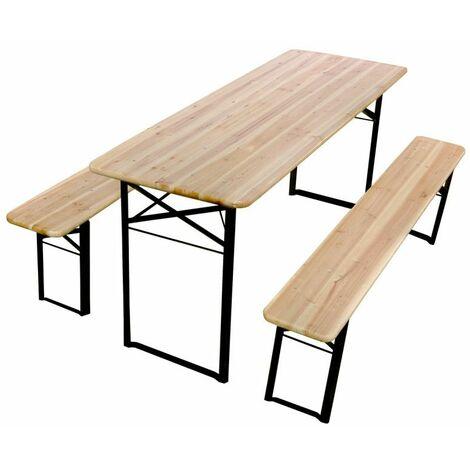 Set de table en bois 8/10 personnes