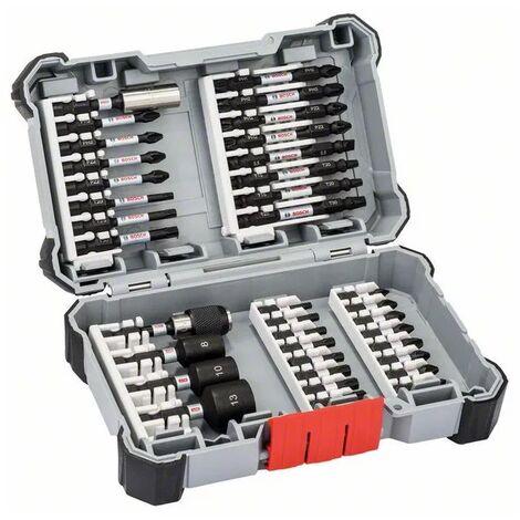 Coffrets d'embouts de vissage Impact Control (36 pièces) - 2608522365 - Bosch