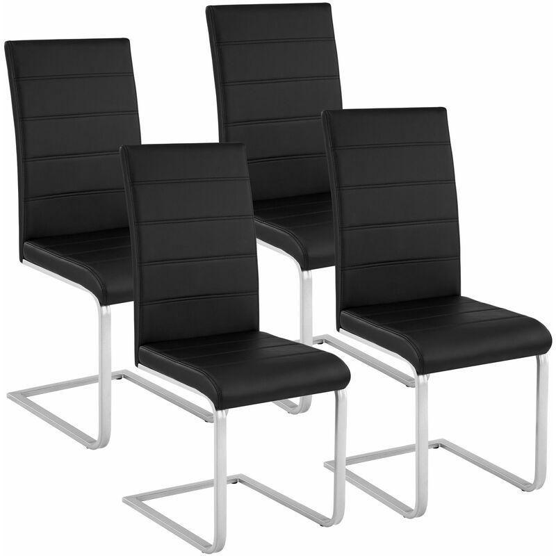 Set di 4 sedie per sala da pranzo Bettina - sedie moderne, sedie sala da  pranzo, sedie da pranzo