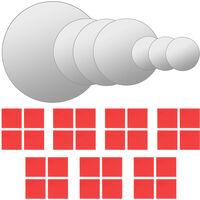 Specchi semplici per bagno for Cornice 50x70 brico