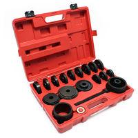 Set di strumenti cuscinetto ruota 24 pezzi 55-88 mm Estrattore di ruote Cuscinetti ruote anteriori