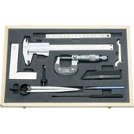 Set d'outils de mesure 8 pièces Horex 2228 208 1 set C53413
