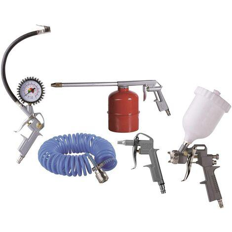 Set d'outils pneumatiques Aerotec 2005840 8 bar 1 pc(s) S03355