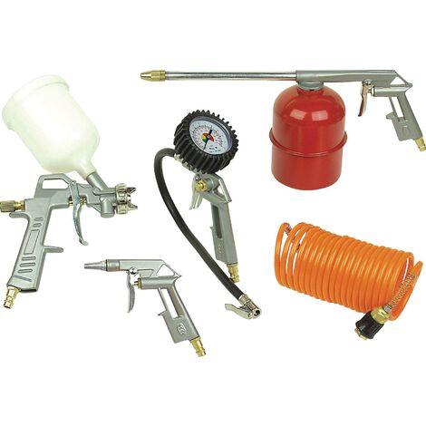 Set d'outils pneumatiques Brüder Mannesmann M 1527 12 bar 1 set C99993