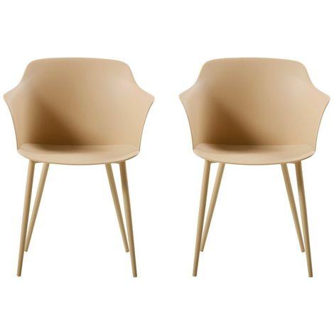 sedia corona bianca