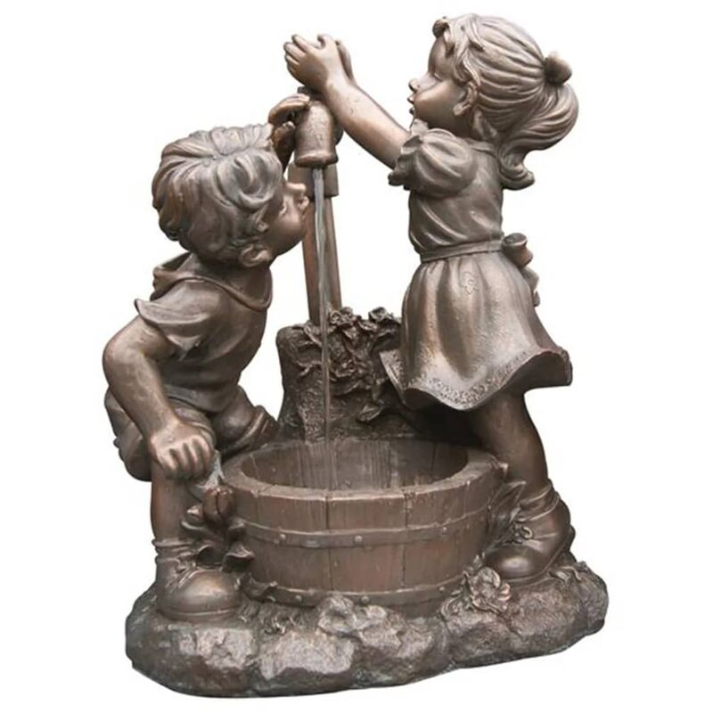 Ubbink Set fontaine Acqua Arte Memphis 1387059