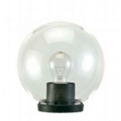 Set globe transparent diameter 20 cm gl/20/tr