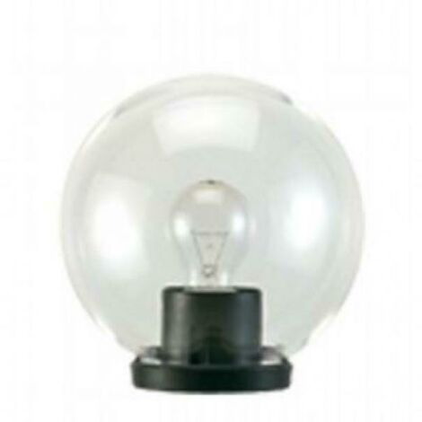 Set globo trasparente diametro 20 cm 50001, gl/20/tr
