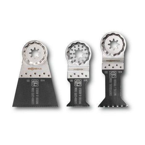 Set Lame de scie bois/métal Combo E-Cut Starlock Plus FEIN - 35222952030