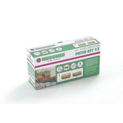 Set Micro-irrigacion Balcón Kit 12