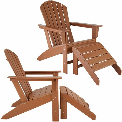 "main image of ""2-Piece Set Janis Garden Chair with Joplin Footrest"""