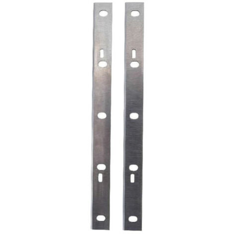 Set of 2 SCHEPPACH HSS knives for planers 210 x22x1.8mm - 3902202701