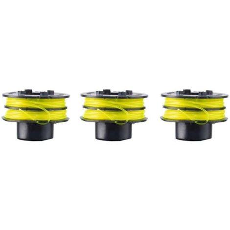 Set of 3 double coils RYOBI diameter 1.2mm RAC119
