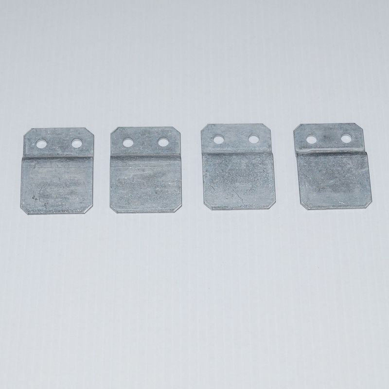 Image of Set of 4 clips for bench top