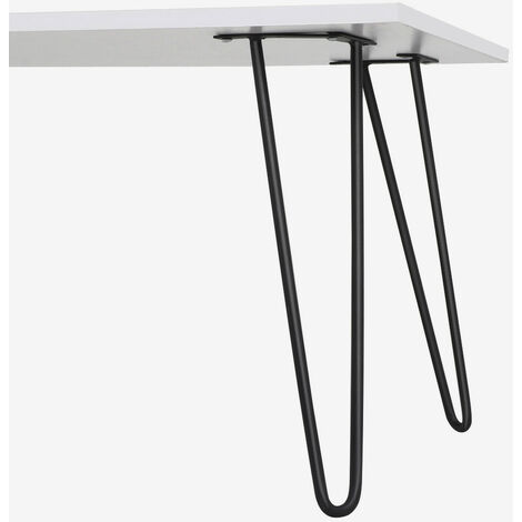 Set of 4 DIY Metal Hairpin Legs for Table and Furniture